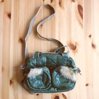 Классная сумка в Аляска-стиле
