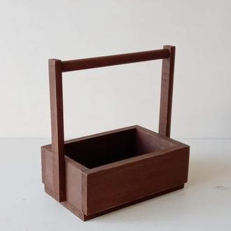 Ящик-кашпо Класичний 220х145х85-236