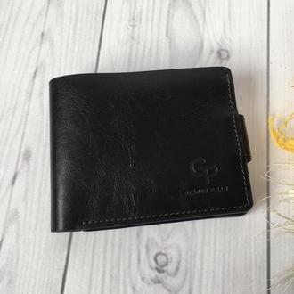 Очень вместительный мужской кошелёк