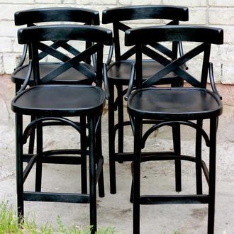 Ирландские барные стулья, комплект 6шт