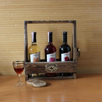Холдер для вина