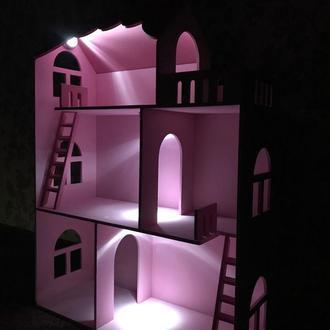 Кукольный домик ночник