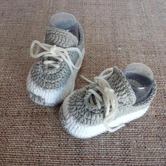 Детские пинетки кроссовки