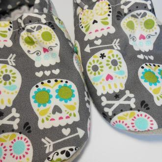 Домашнє взуття для дітей. Розміри 17-39 ручной работы купить в ... 638a784ab51ed
