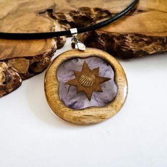 """Кулон """"Роза ветров""""- оригинальный подарок для мужчин и женщин"""