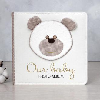 Дитячий альбом для хлопчика, Детский альбом для мальчика, Альбом для новорожденного в наличии