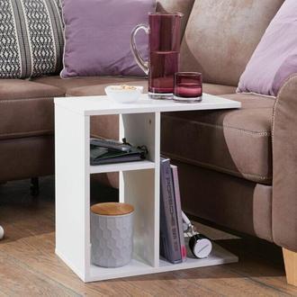 Миниатюрный диванный столик Вt-330, белый