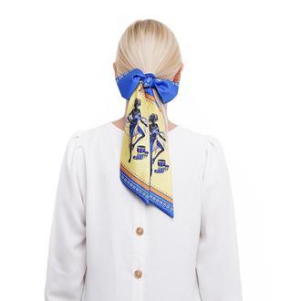 Твилли, шарфик-галстук