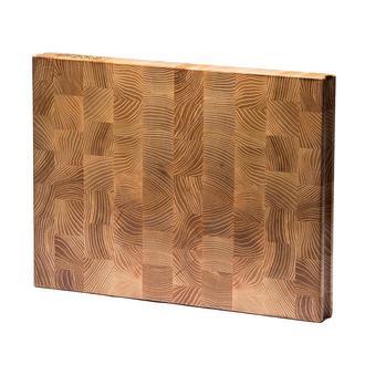 Торцева кухонна дошка Natur Wood ( 400 x 300 x 40 мм)