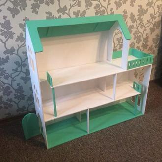 Кукольный домик стеллаж