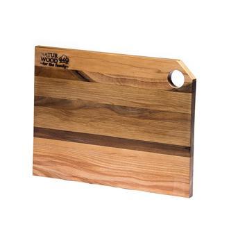 Разделочная доска Natur Wood ( 380 x 270 x 20 мм)