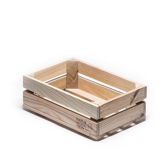 Ящик из натурального дерева ( 300 х 200 х 110 мм)
