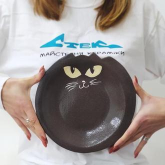 Котя тарелка