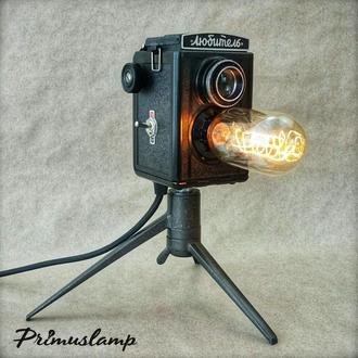 Настольная лампа PL8.