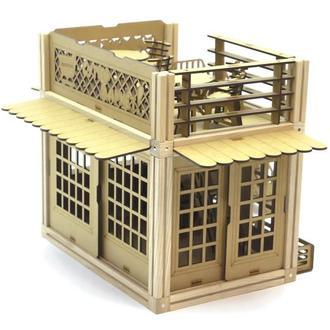 Деревянный магнитный конструктор Woodyco Супермаркет (183 детали). WOODYCO Supermarket