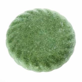 Твердый шампунь с шелком для тонких и лишенных объема волос Морские водоросли от TA SAMA