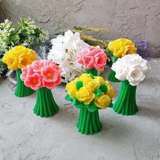 """""""Букет цветов"""" Мыло"""