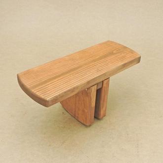 """Раскладная скамейка для йоги """"Мумбаи"""" мускат"""