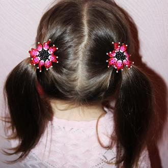 Резинки для волосся в стилі уічоль
