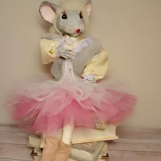 Мышка милашка