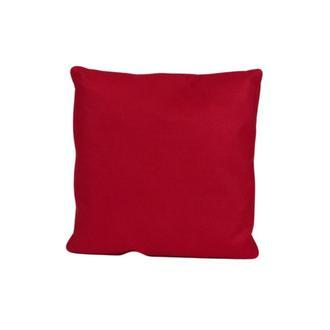 Подушка 40*40 см, (хлопок), красный