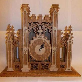 """Каминные часы """"Викинг"""""""