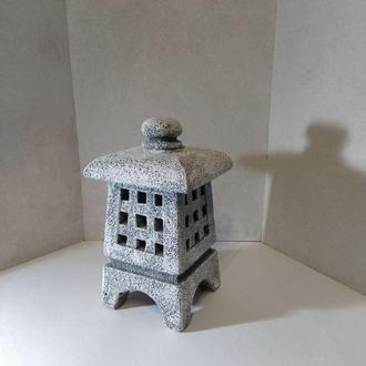 Декоративный фонарь F3. Для сада и домашнего интерьера. Статуэтка, статуя
