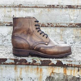 BROGUE ботинки