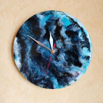 Інтер'єрні годинники настінні Хвилі