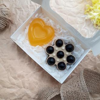 Набор медового мыла