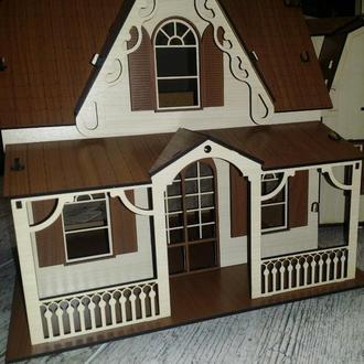 """Кукольный дом """"домик Анны Ширли"""