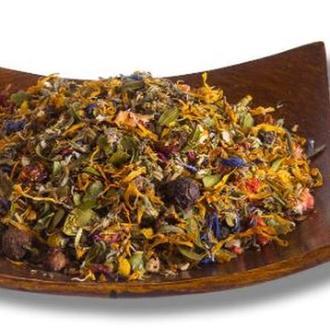 Витаминные чаи с шиповником