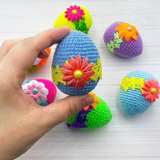 Пасхальные яйца, набор из 7 яиц