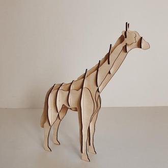 3Д модель Жираф