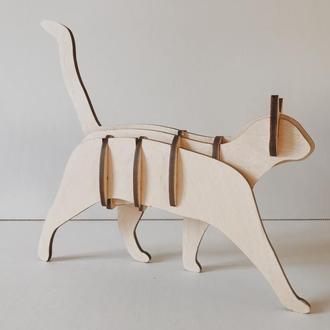 3Д модель Кот