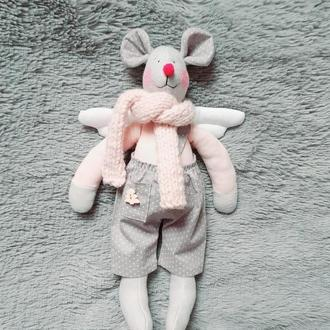 Эко-игрушка кукла Тильда