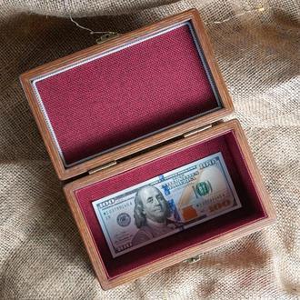 Шкатулка для хранения денег DABO DS8