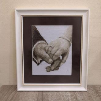 Сплетенье рук