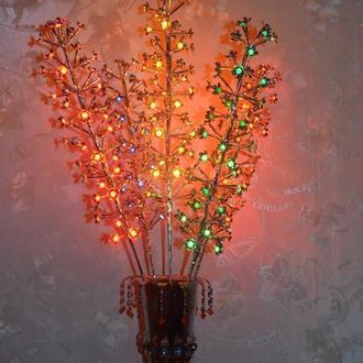 Светильник-ночник ручной работы