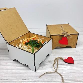 Подарочный бокс / Коробка для подарка / Упаковка подарков