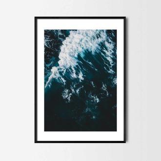 Фотопостер Холодное море