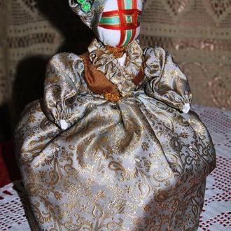 Народная кукла «Чайная Берегиня»