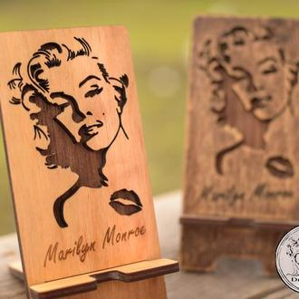 """Подставка для смартфона """"Marilyn Monroe"""""""