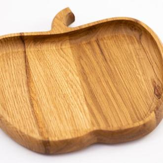 Поднос яблоко, A-9012