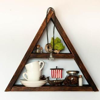 Полка треугольник