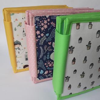 Развивающая мягкая книжка из ткани и фетра. Учим цвета, фигуры, счёт, пары, виды застёжек