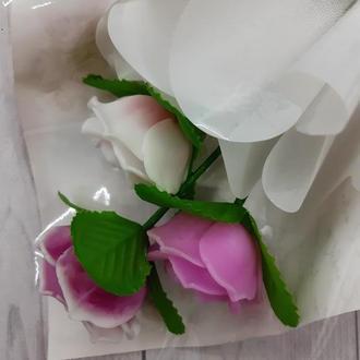 Мыло - Букет роз