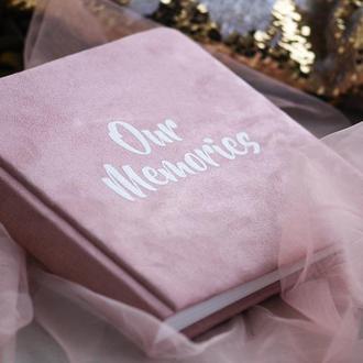 Фотоальбом Our memories