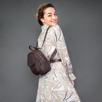 Backpack Michelle brown (артикул: w063)