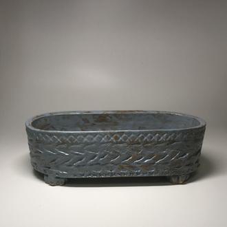 Керамический вазон «Рустик»